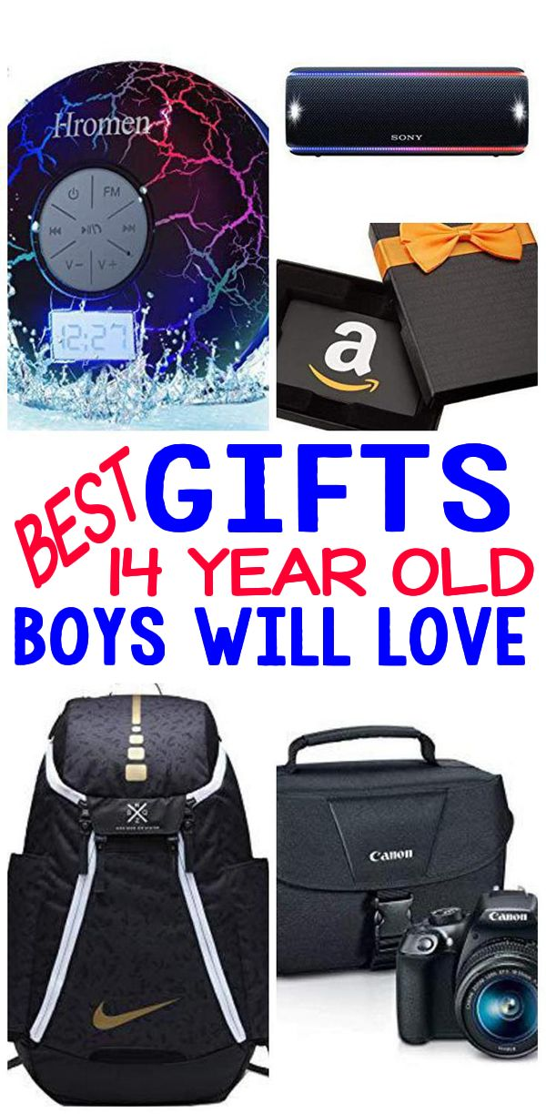 Gifts 14 Year Old Boys BEST Gift Ideas For 14th Birthday Christmas Holiday Or Just Because Cool Presents That Guys Will Love