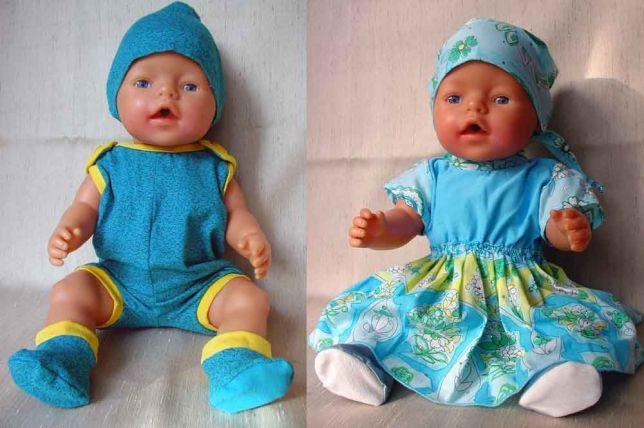 Ubranka Dla Lalki Baby Born Dl 43 Cm Zestaw 8 Elementow Czestochowa Image 1 Baby Onesies Kids Onesies
