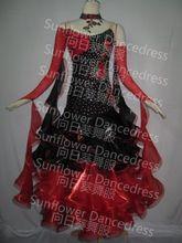 il trasporto libero , 2013 nuovo stile high - end , sala da ballo vestito da ballo , ballo da sala usura , la concorrenza sala da ballo vestito da ballo ,(China (Mainland))