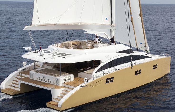 Sunreef 82 catamaran yacht HOUBARA to make her US debut at the Miami Show — Luxury Yacht Charter & Superyacht News