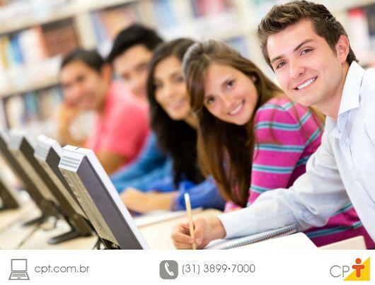 Mineiros se preparam para o mercado de trabalho com cursos técnicos e profissionalizantes