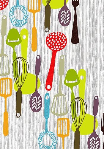 Anti Graphic Kitchen Utensils 2