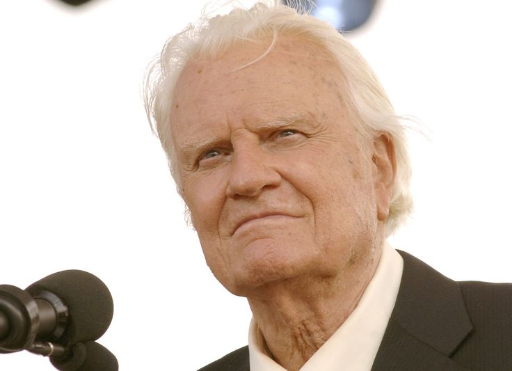 Billy Graham: In Our 'Lawless and Wicked Age … We've Taught the Philosophy of the Devil -- 'Do As You Please' | CNS News