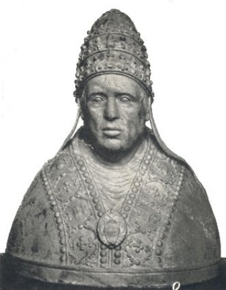 Alexander VI was a corrupt and cruel pope. He was known to have his way when he was on the papal seat. His appointment of some of his family members to important positions in the papacy was often scorned at. Besides that he was also known to have more than one illegitimate affair and children from those affairs. He was on the seat from 1492 to 1503 AD.