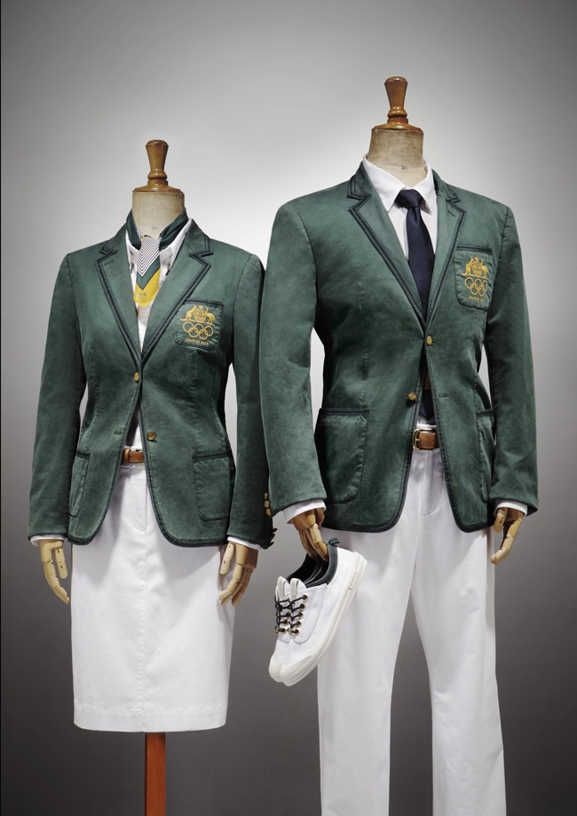 Australian Olympic Team's Opening Ceremony uniform revealed - Fashion - Lifestyle - Nine to Five
