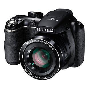 Fujifilm Cámara Semiprofesional S-4500 Black