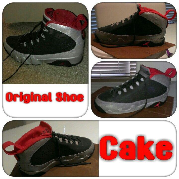Michael Jordan  Layer Chocolate Cake