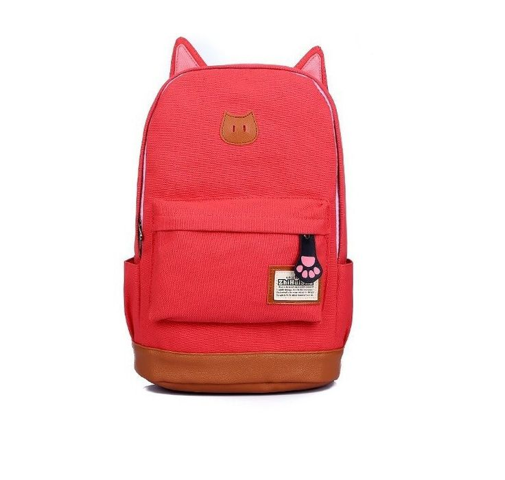 Kitty Ears Backpack