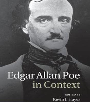 Edgar Allan Poe In Context PDF