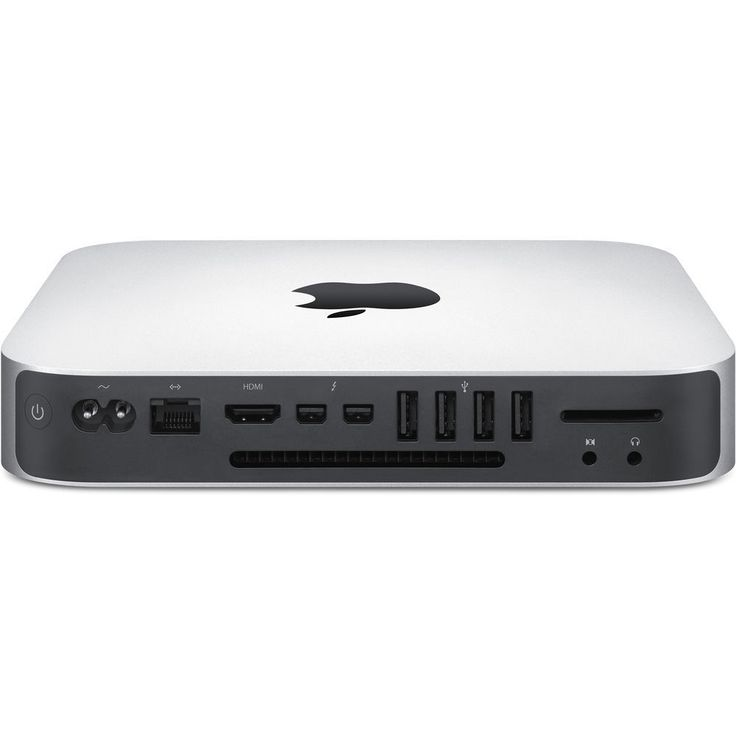 Apple Mac mini 1.4 GHz Desktop Computer