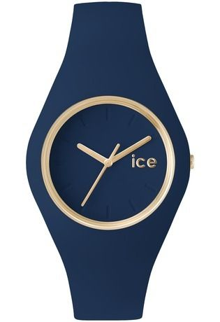 Montre ICE Glam Forest - Twilight - Unisex ICE.GL.TWL.U.S. Ice-Watch Bleu | Montres & Co