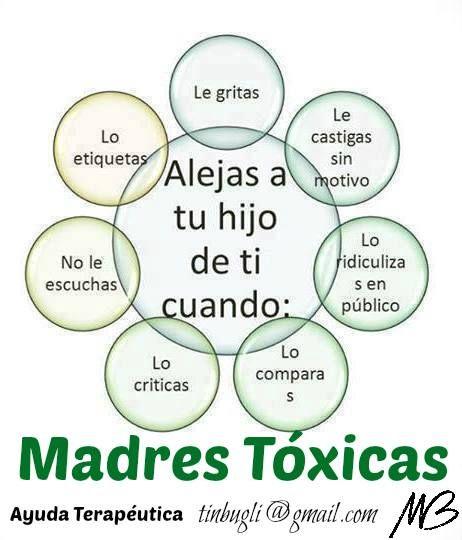 Eres madre toxica o no?#PsicologiaInfantil