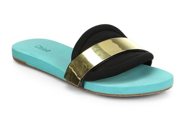 Behold, A Shower Shoe That Costs $840! #Refinery29