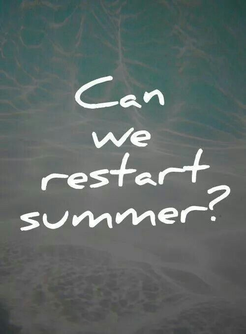 Can't believe Labor Day is already here.  Can we restart summer?  #funny #humorous #summer #LaborDay