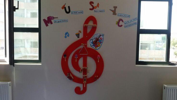 Müzik merkezimiz :)