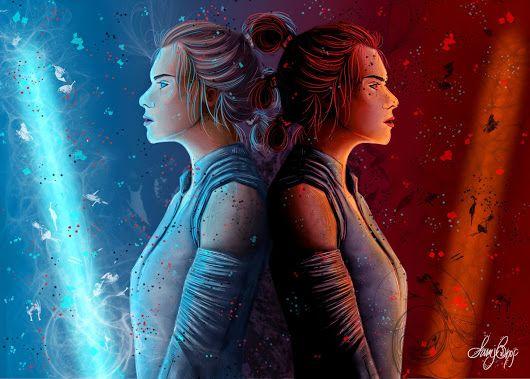Rey | Star Wars: The Last Jedi