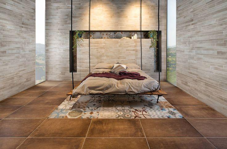 Quali sono le nuove tendenze per il pavimento della camera da letto? #pavimento #tendenze2016  https://www.homify.it/librodelleidee/367810/quali-sono-le-nuove-tendenze-per-il-pavimento-della-camera-da-letto