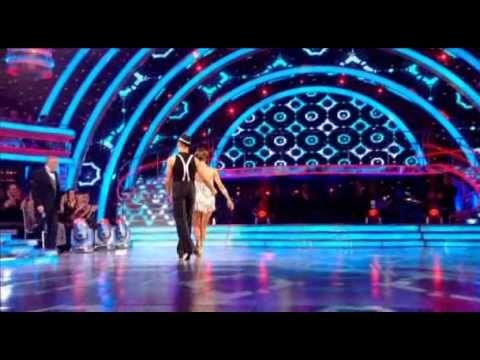 Kara Tointon & Artem Chigvintsev - Jive - Strictly Come Dancing - Week 9