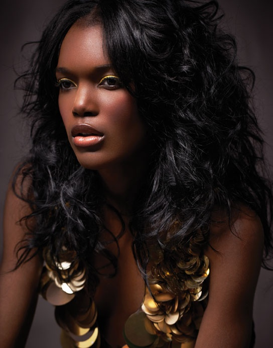 89 best hair images on pinterest hairstyles full lace wigs and hair the new empress pride magazine to acheive this beautiful bright eyed pmusecretfo Images