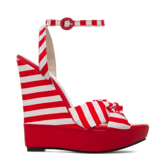 Margee - ShoeDazzle - SO rocking these on the 4th of July!