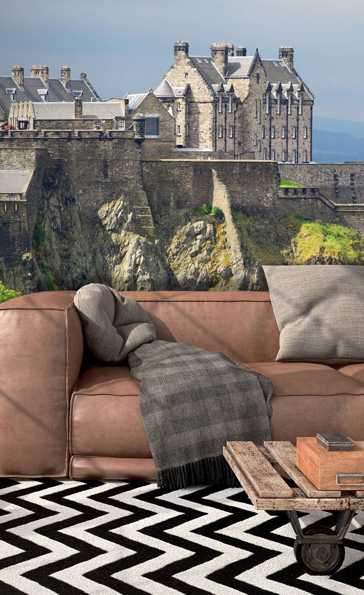 Best 25 edinburgh castle ideas on pinterest edinburgh for Edinburgh wall mural