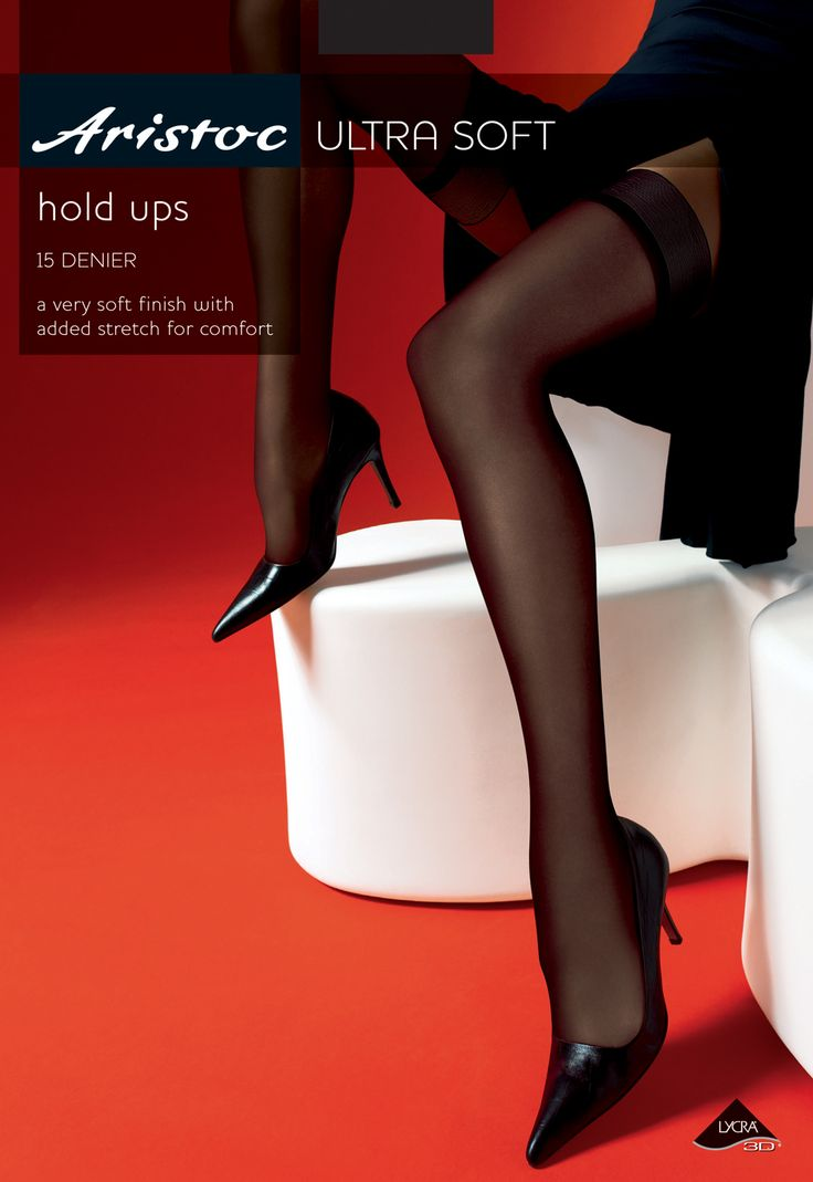 Aristoc 15 Denier Ultra Soft Hold Ups.