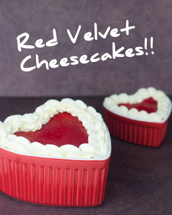 Objetivo: Cupcake Perfecto.: Red Velvet Cheesecake (San Valentín Vampírico, pas...