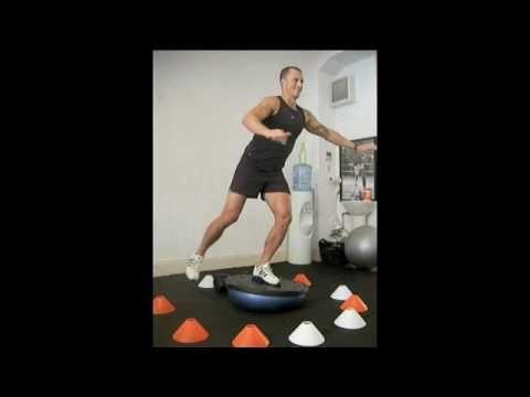 Knee strengthening routine