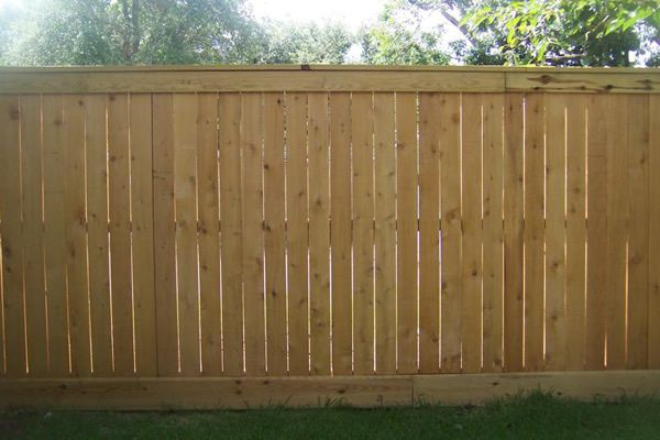 How To Soften Up A Vinyl Privacy Fence Fences Privacy