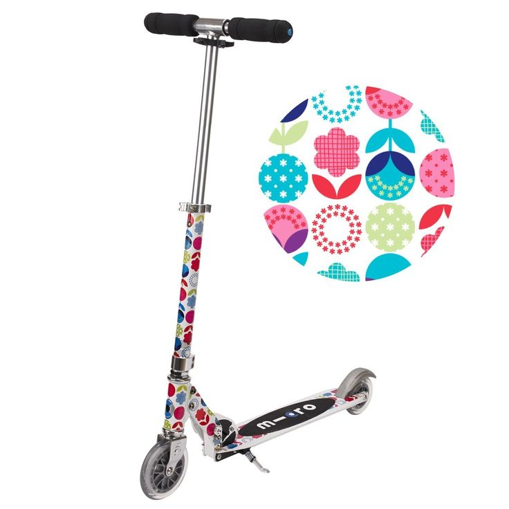 Microscooters - Sprite All Rounder Floral