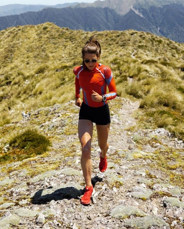 Runner Interview Magdalena Mittersteiner Living The Mountain Life Trail Kale Running Clothes Running Photography Running Women