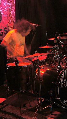 New York Rifles, 3 Kings Tavern, UMS Underground Music Showcase Day 4, Denver 7/22/12