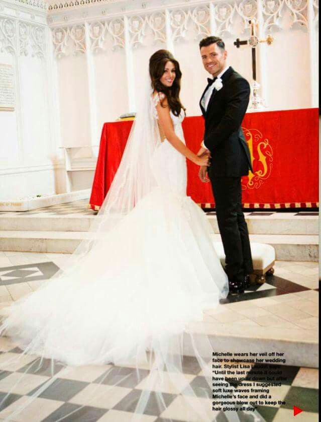 Michelle keegan and mark Wright x