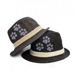 Tessitura cappello jazz
