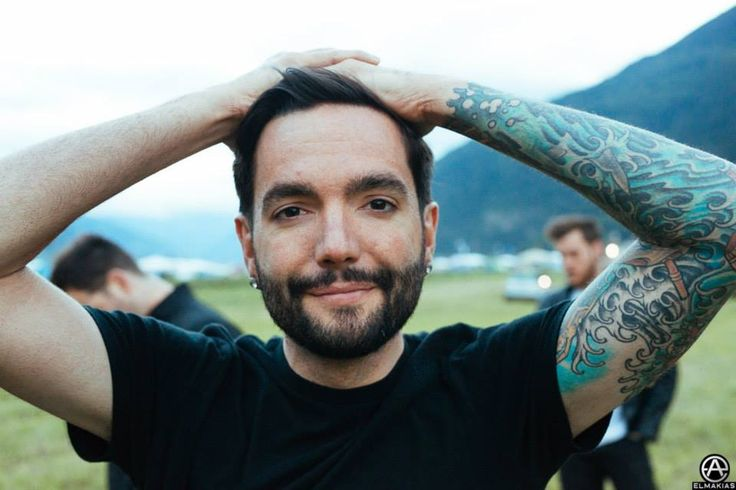 Jeremy McKinnon what a beautiful man ugh