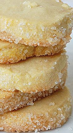 Perfect Butter Cookies - the ultimate butter cookie recipe been perfected! ❊