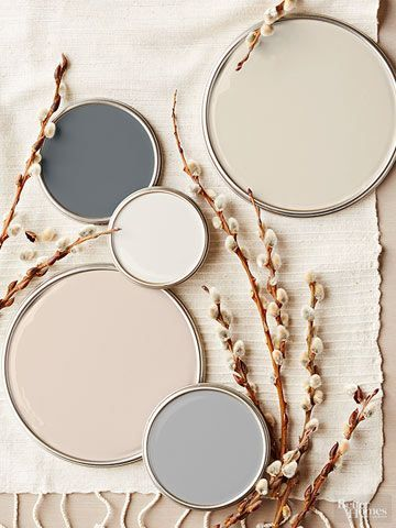 Each year, paint companies release forecasts to predict paint color trends for the coming year. For 2016, expect a move from cooler colors to slightly warmer tones. Here are our favorites!