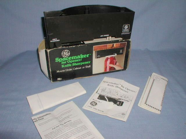 tupperware knife sharpener instructions