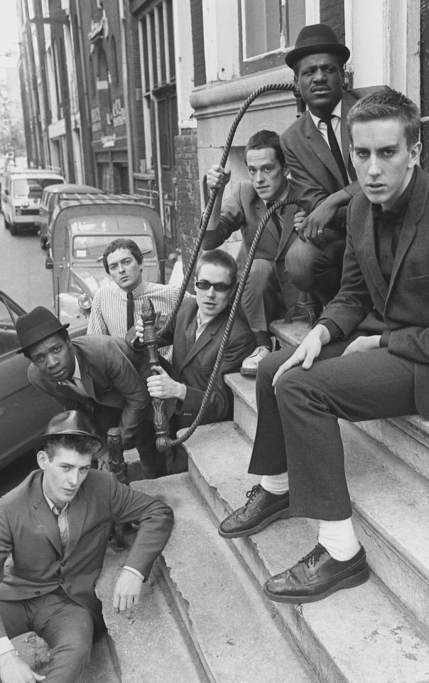 Great Image of my AT fav band The Specials