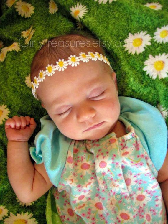 120 Best Images About Tiny Infant Headbands On Pinterest