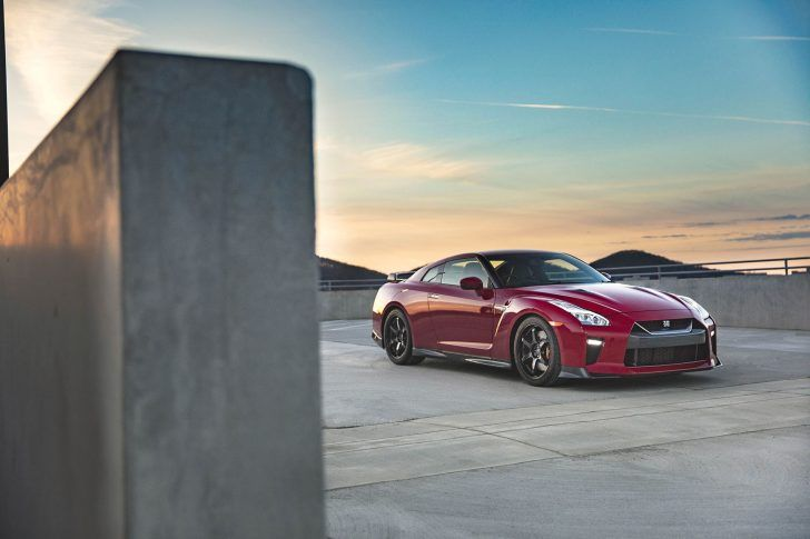 2018 Nissan GT R Track Edition