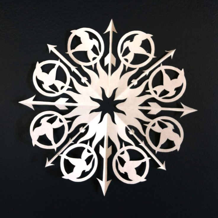 May the scissors be ever in your favor. Compete for the best Hunger Games snowflake! http://www.delphicdigital.com/Holiday2013/