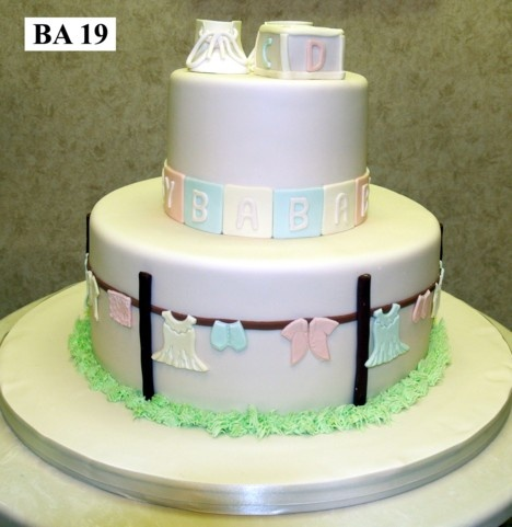 Baby Shower Cake Bakeries In Houston