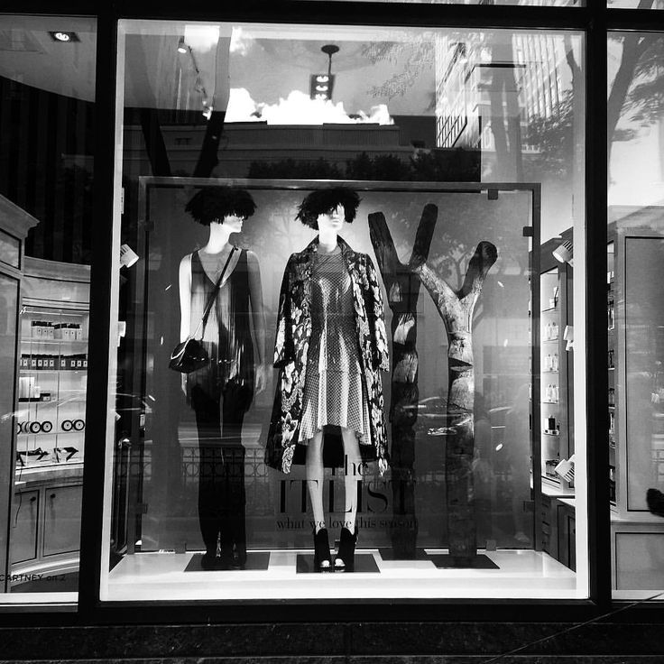 """SAKS FIFTH AVENUE, Chicago, Illinois, """"Design of the Times"""", (What we love this season), photo by Kristin, pinned by Ton van der Veer"""