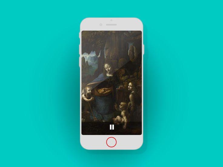 Лондонская национальная галерея для iOS и Android Прогулка по музеям мира: мобильные приложения / Newtonew: новости сетевого образования