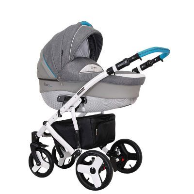 Carucior Florino Carbon 3 in 1 FC01 Coletto