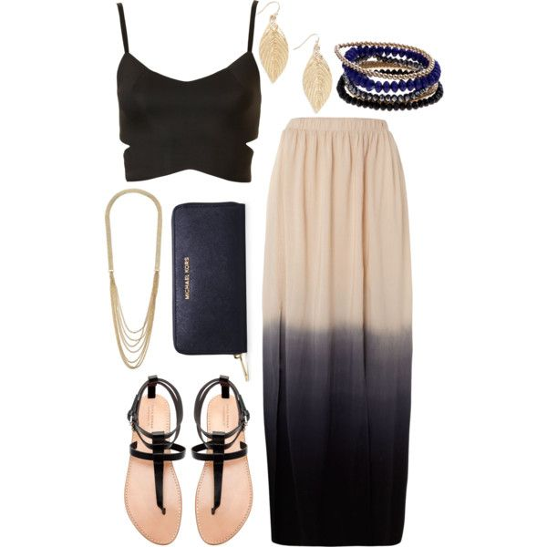 LOVE this crop top from TopShop - and the rest of the outfit too. Perfect holiday look