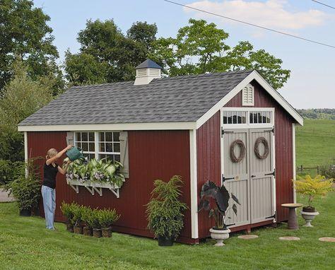 Garden Sheds Kits