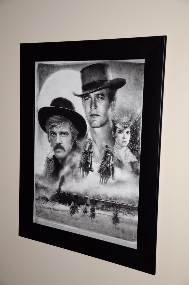"""From @Galleries1988 """"I Love You Man"""" show. By @Paul Shipper in one of our Wide Border Frames."""