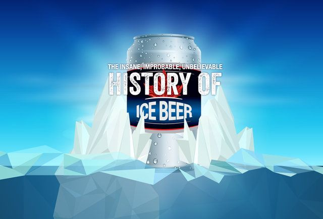 The Insane, Improbable, Unbelievable History of Ice Beer